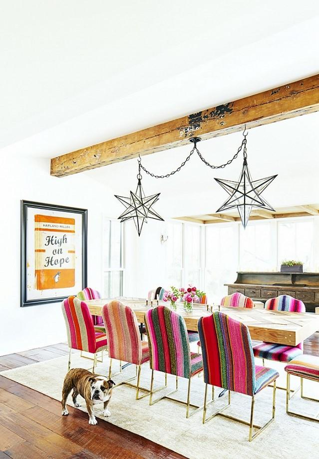wnętrze wstylu boho, mieszkanie wstylu vintage, jak urządzić mieszkanie, wnętrze wstylu rustykalnym