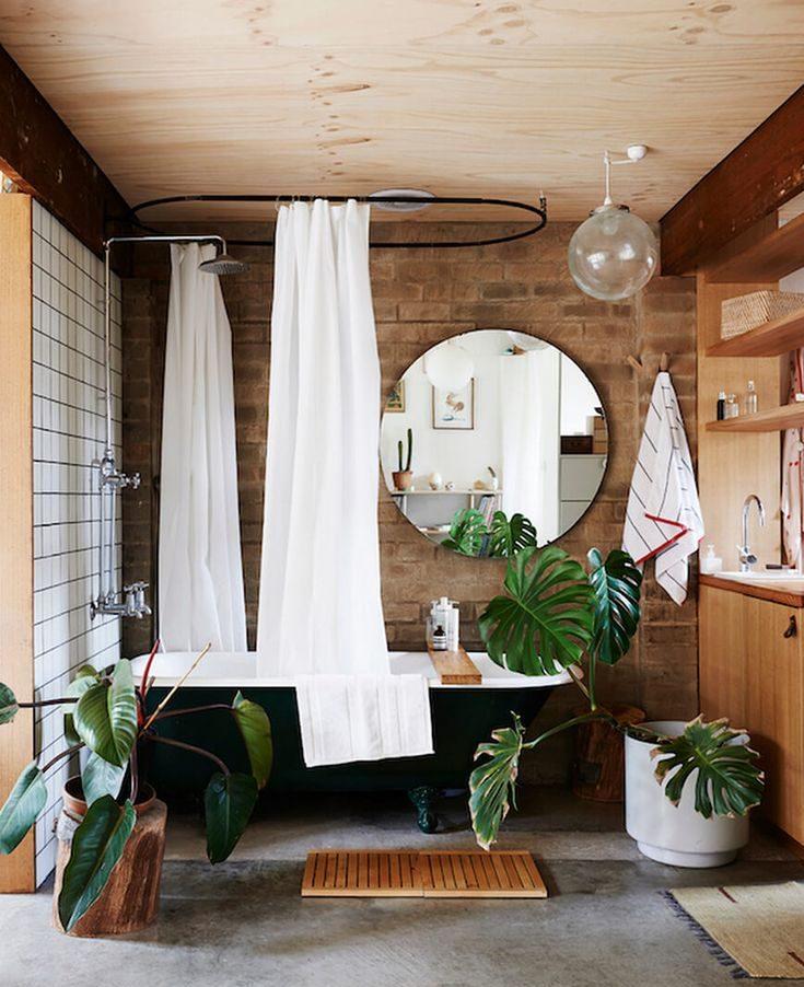 5 Sposobów Łazienkę wStylu 'Modern Farmhouse'