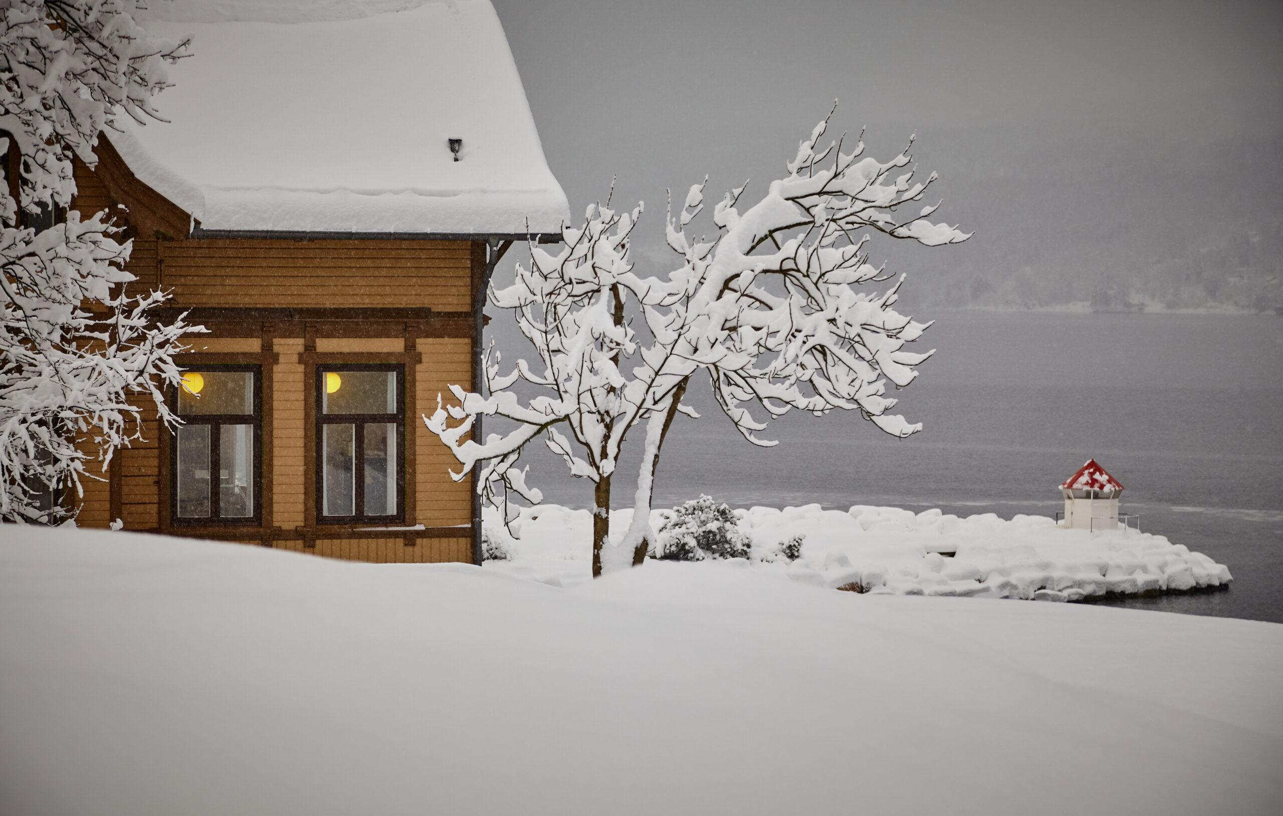 Jak prawidłowo wietrzyć dom zimą?