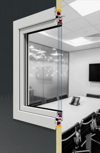okna bezparapetów zewnętrznych, okna bludecoro, pcv, pvc, plastikowe okna dodomu