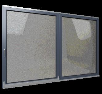 Drzwi tarasowe uchylno-przesuwne