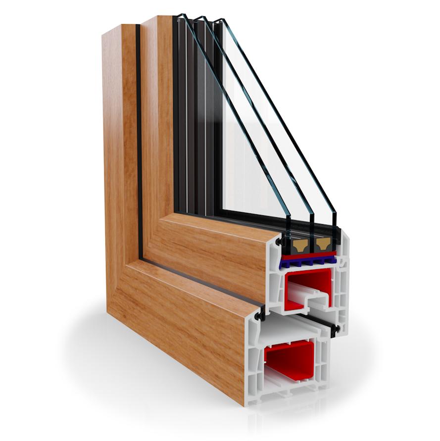 dobre itanie okna dodomu, okna pcv standardowe, okna typowe dodomu, tanie okna dodomu,