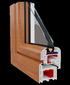 standardowe okna domu redartenergy, dobre itanie okna pcv