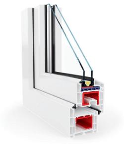 dobre itanie okna pcv, okna standardowe dodomu