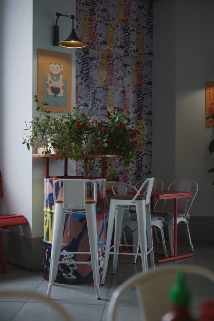 kolory wnętrza kuchnia