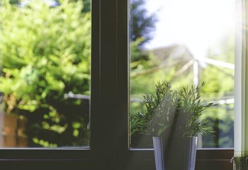okna plastikowe standardowe