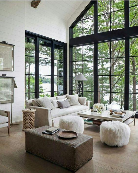 duże okna nieotwierane, duże okna  wdomu, duże okna wsalonie, okna nieotwierane, cena, okna nieotwierane fix, okna typu fix,