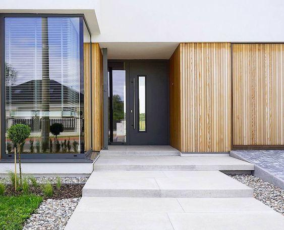 Drzwi wejściowe zewnętrzne – naco zwrócić uwagę?
