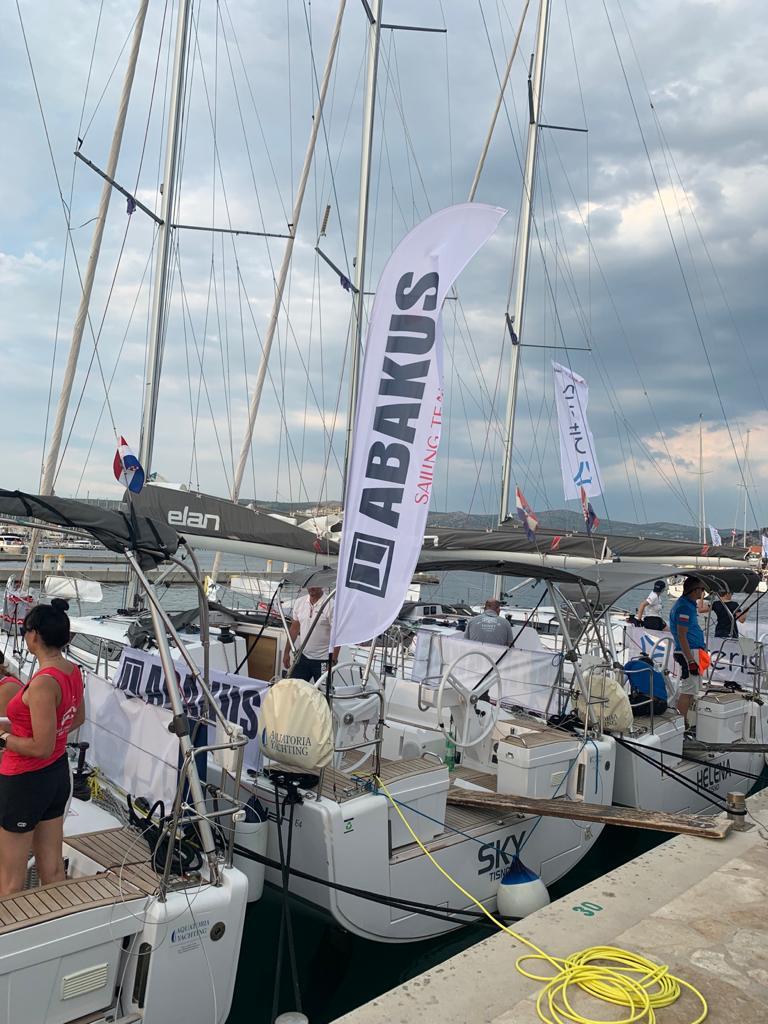 regatta business Poland 2021, mistrzostwa polski branży budowlanej wżeglarstwie morskim
